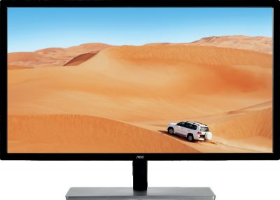 Perfect pentru birou: Noul monitor AOC de 31,5 inchi, panou IPS și rezoluție QHD