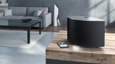 OTTAVA™ S SC-C50 – noul sistem de boxe wireless premium