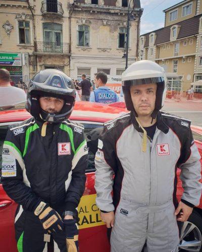 Am fost copilot la Craiova Super Rally 2018 intr-un Opel Insignia GSi