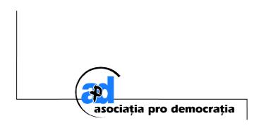 APD – Club  Craiova  monitorizează desfășurarea Referendumului pentru Familie