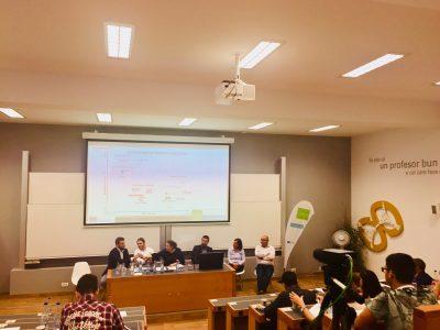 Axis a participat la CIEN in cadrul ASE Bucuresti
