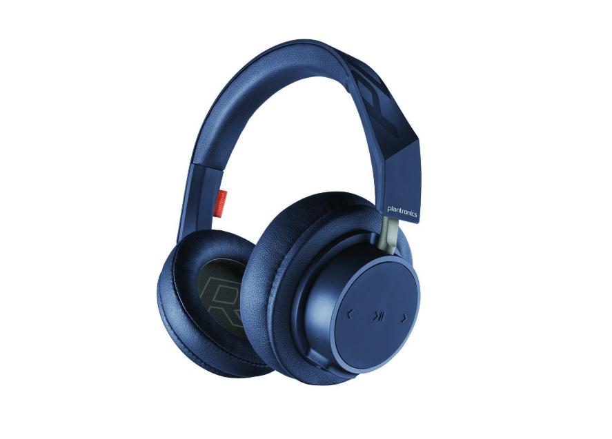 Plantronics BACKBEAT GO 600 – casti premium wireless over-ear cu autonomie de 18 ore