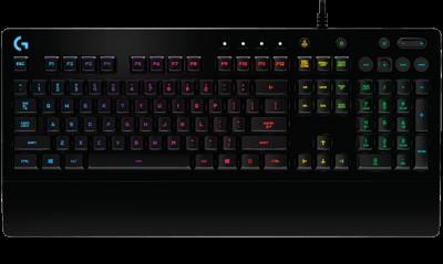 Scurta prezentare – Tastatura Logitech G213 Prodigy