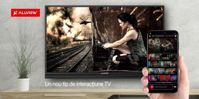 Experimentează un nou tip de interacțiune TV, prin asistentul tău vocal!