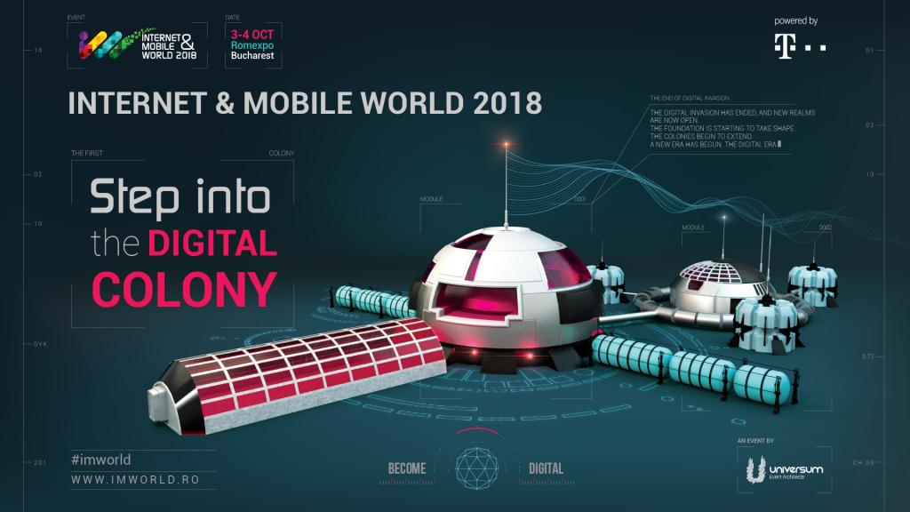 Au fost desemnate start-up-urile participante la Internet & Mobile World 2018