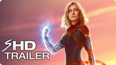 In 2019 vine Captain Marvel