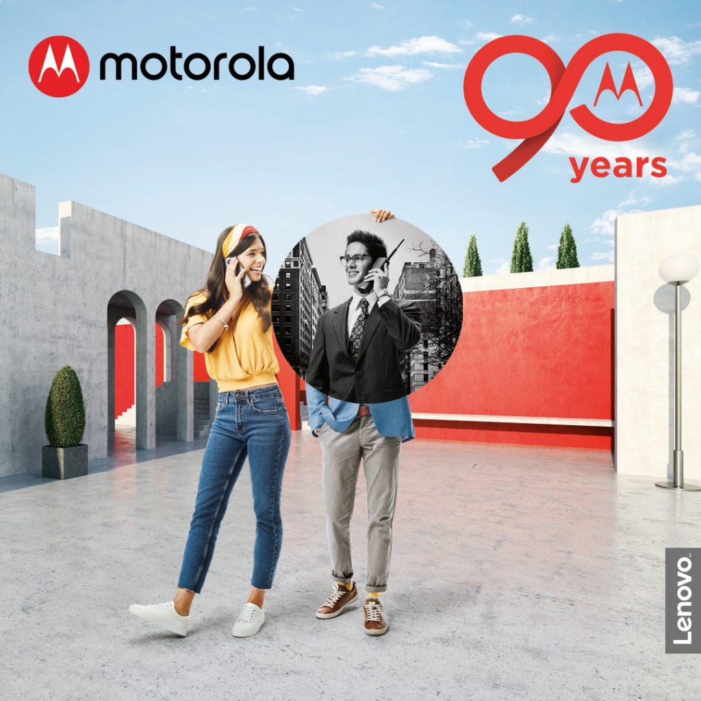Motorola sărbătorește 90 de ani de la înființare