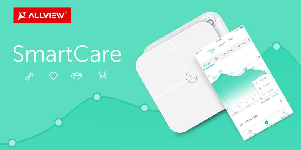 SmartCare – cântarul care îți monitorizează sănătatea
