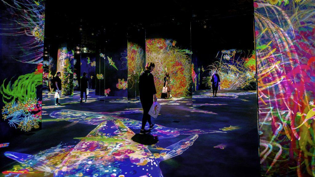 Proiectoarele Epson aduc la viață muzeul Amos Rex, din Helsinki