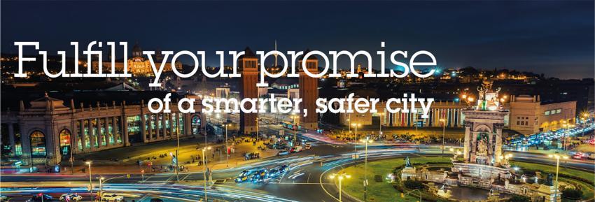 Axis Communications va prezenta la Smart City Expo 2018 cele mai noi solutii dedicate oraselor inteligente