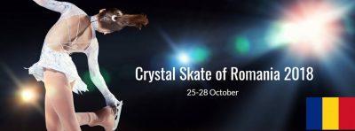 "Axis transmite live competitia internationala de patinaj  artistic ""Crystal Skate"""