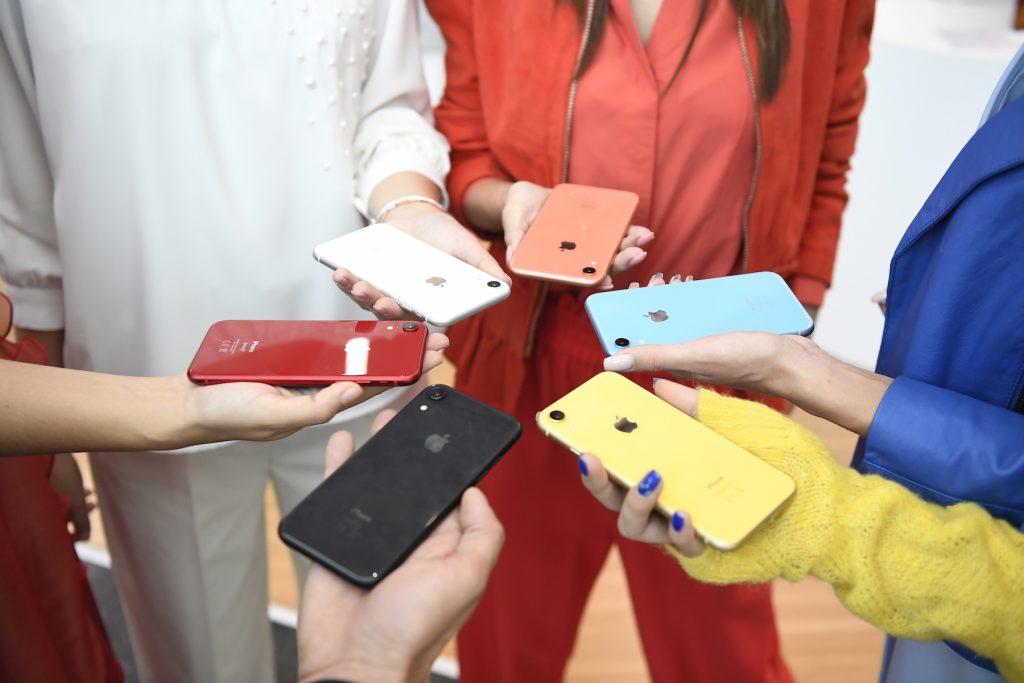 Cel mai nou iPhone este disponibil din 26 octombrie iSTYLE a prezentat iPhone XR clienților din România