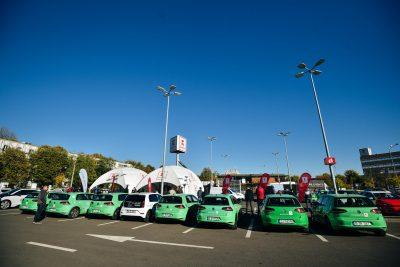 Inaugurarea primului hub multi fast e-charge din Europa de Est