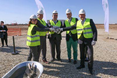 Dunapack Rambox anunță începerea lucrărilor de construcție pentru noua fabrică de ambalaje de carton ondulat din Bolintin-Deal, lângă București