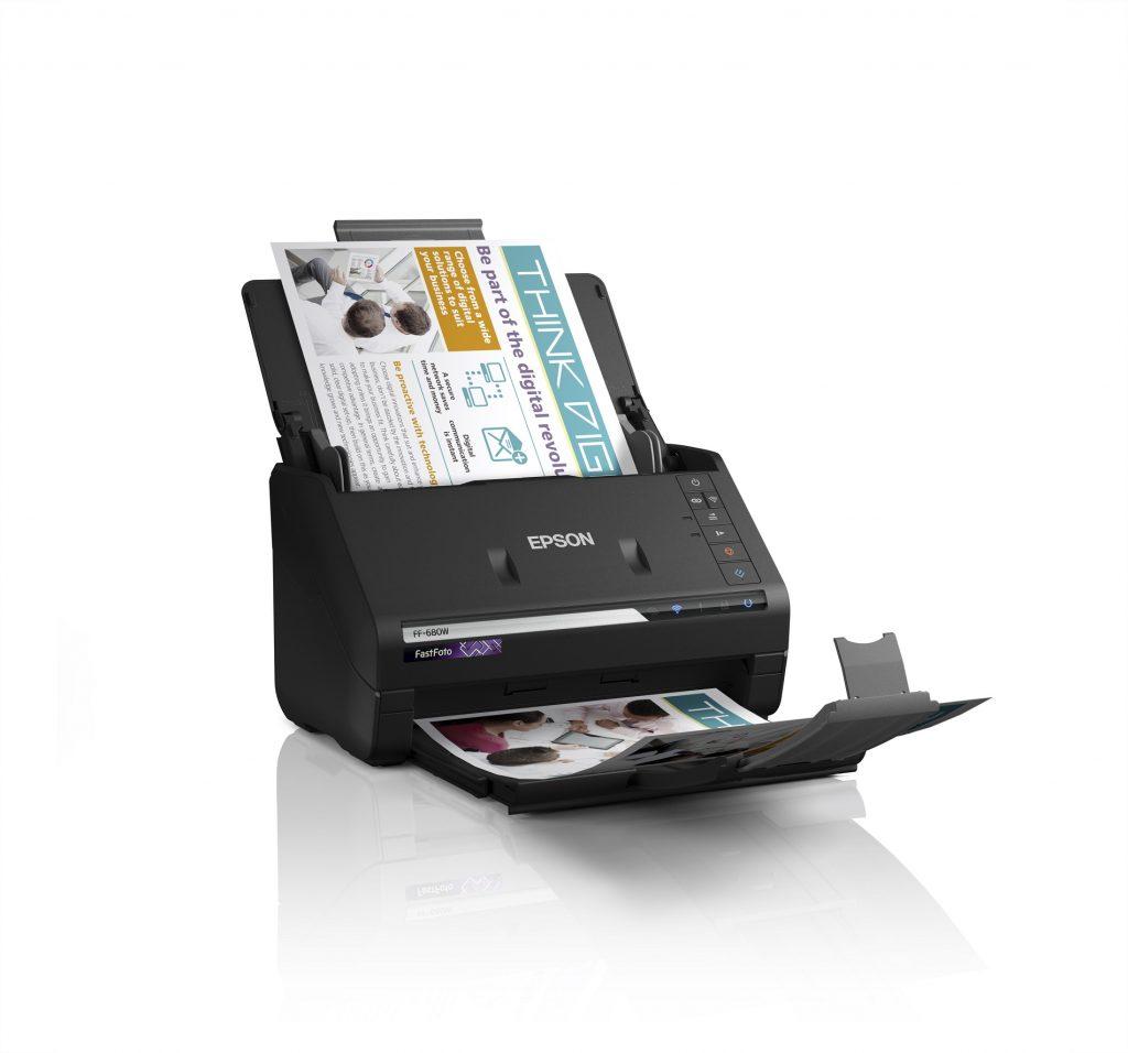 Epson lansează noile imprimante EcoTank cu 5 culori și cel mai rapid scanner foto din lume