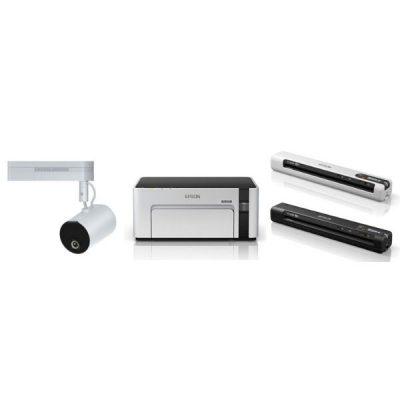 Epson câștigă premiile Good Design Awards pentru 8 modele  de videoproiectoare, imprimante și  scannere