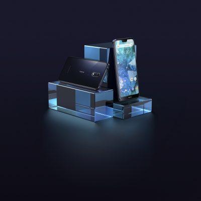 HMD Global prezintă Nokia 7.1