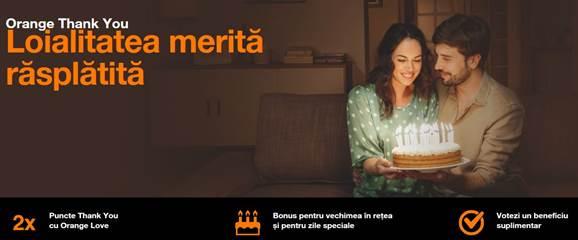 Clienţii Orange sunt răsplătiţi cu şi mai multe beneficii prin programul de loialitate