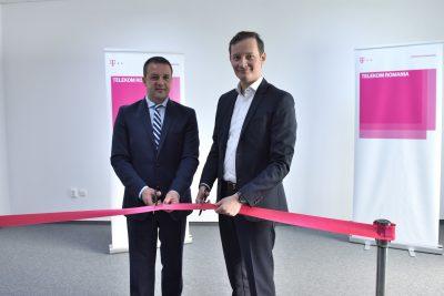 Telekom Romania inaugurează la Brăila cel de-al şaselea centru de servicii externalizate de tip call center