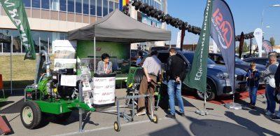 AGRO Oltenia:  Iridex Group Plastic a prezentat sisteme pentru irigatii si alte solutii pentru agricultura