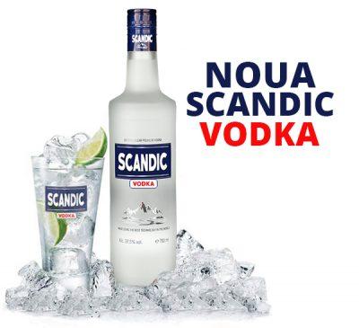 Scandic Vodka – bautura care da tonul la petrecere
