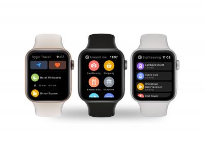 Sygic, o companie de top în domeniul navigației GPS, tocmai a lansat o actualizare a aplicației sale, Sygic Travel, care permite utilizatorului să o acceseze și de pe Apple Watch. Aveți acum posibilitatea de a utiliza smartwatch-ul în călătoriile dumneavoastră pentru a vedea mult mai ușor itinerariul zilei respective, pentru a explora locații interesante din apropiere sau pentru a accesa lista cu obiectivele și spațiile preferate.
