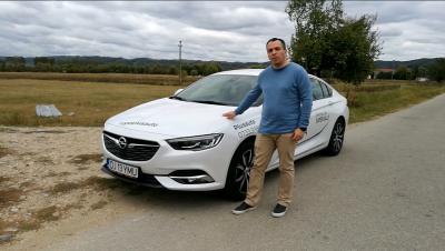 Test Drive cu Opel Insignia Grand Sport 2.0 CDTI