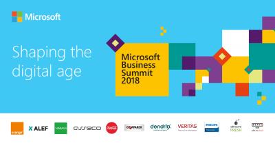 Microsoft Business Summit 2018, o conversație despre viitorul mediului de afaceri în România