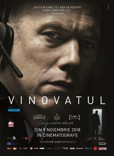 Vinovatul / The Guilty – de astăzi în 25 de orașe din România