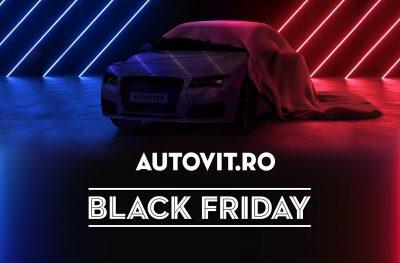 Black Friday Autovit.ro: Ford Fiesta din 2017 la jumătate de preț și reduceri de totale de peste 900.000 de euro la autoturisme