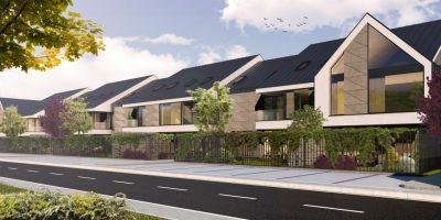 Biroul de arhitectură SMAA deschide divizie proprie de dezvoltare imobiliară și construiește un ansamblu de case în nordul capitalei