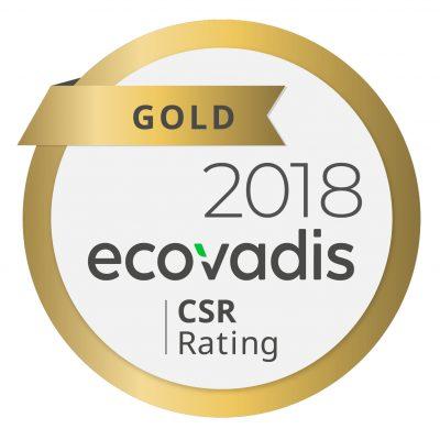 Epson primește statutul Gold în sistemul de evaluare EcoVadis pentru sustenabilitate generală