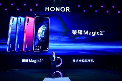 Honor Magic 2 a fost prezentat oficial în China