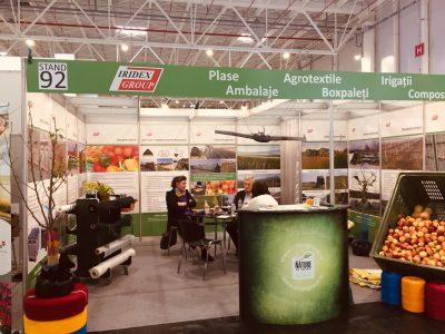 INDAGRA 2018: prilej de a aduce in prim plan tema compostarii deseurilor agricole
