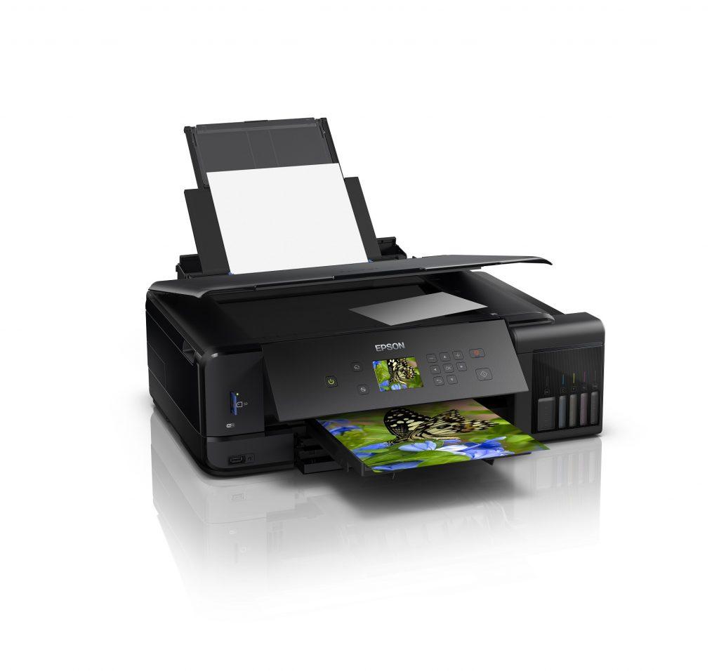 Păstrează amintirile vii cu noile imprimante foto Epson EcoTank