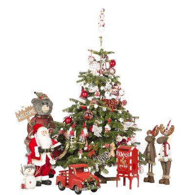 Crăciun cu parfum tradițional, miros de brad sau turtă dulce – elementele cheie din colecția de Crăciun Leroy Merlin