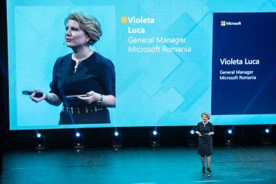 Microsoft Business Summit 2018 definește aşteptările pentru un viitor dominat de digitalizare