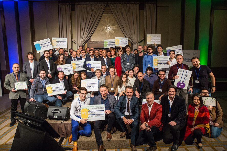40 de echipe de start-up au concurat pentru premii în valoare de 200.000 de euro