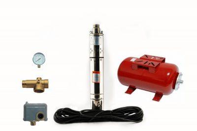 Ce diferențe importante există între o pompă submersibilă și un hidrofor?