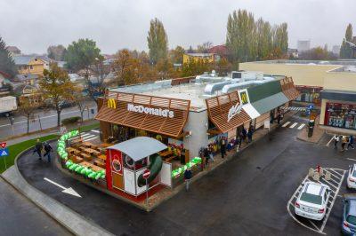 Focșani zâmbește: Premier Restaurants România  deschide primul restaurant McDonald's din Vrancea