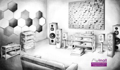 Un nou showroom AVmall, pentru toti pasionatii de sunet si video