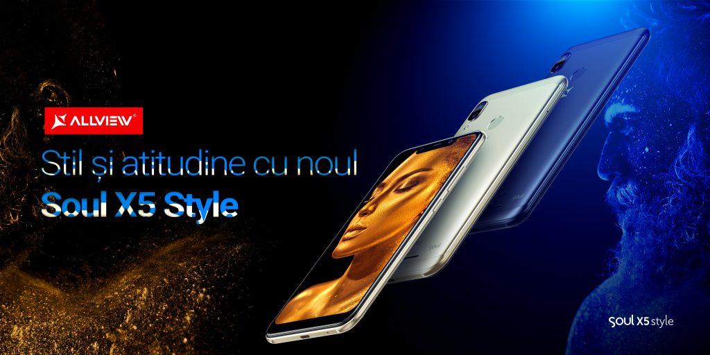 Stil și atitudine cu noul Soul X5 Style
