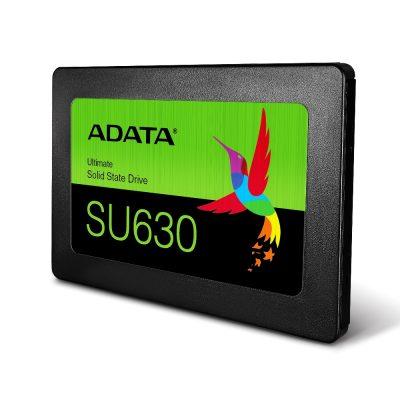 ADATA lanseaza SSD-ul 3D QLC NAND Ultimate SU630  Performantele de top si accesibilitatea il recomanda ca o buna alternativa la orice HDD
