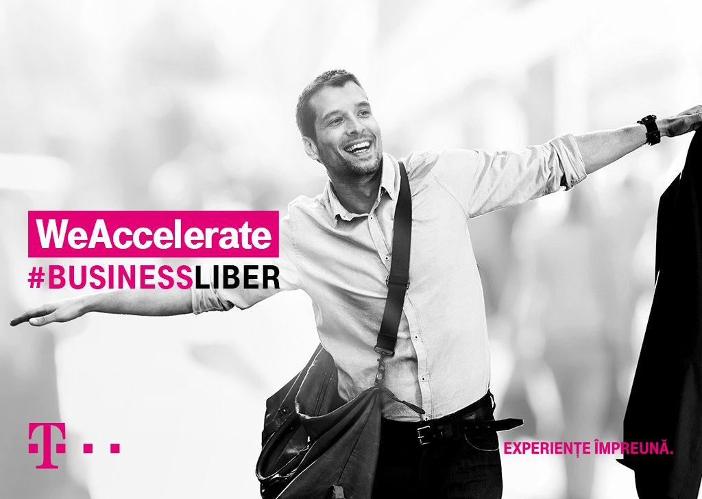 Telekom Romania anunţă câştigătorii WeAccelerate, programul prin care compania susţine 10 start-up-uri româneşti cu beneficii pentru accelerarea business-ului, în valoare totală de 100.000 de euro