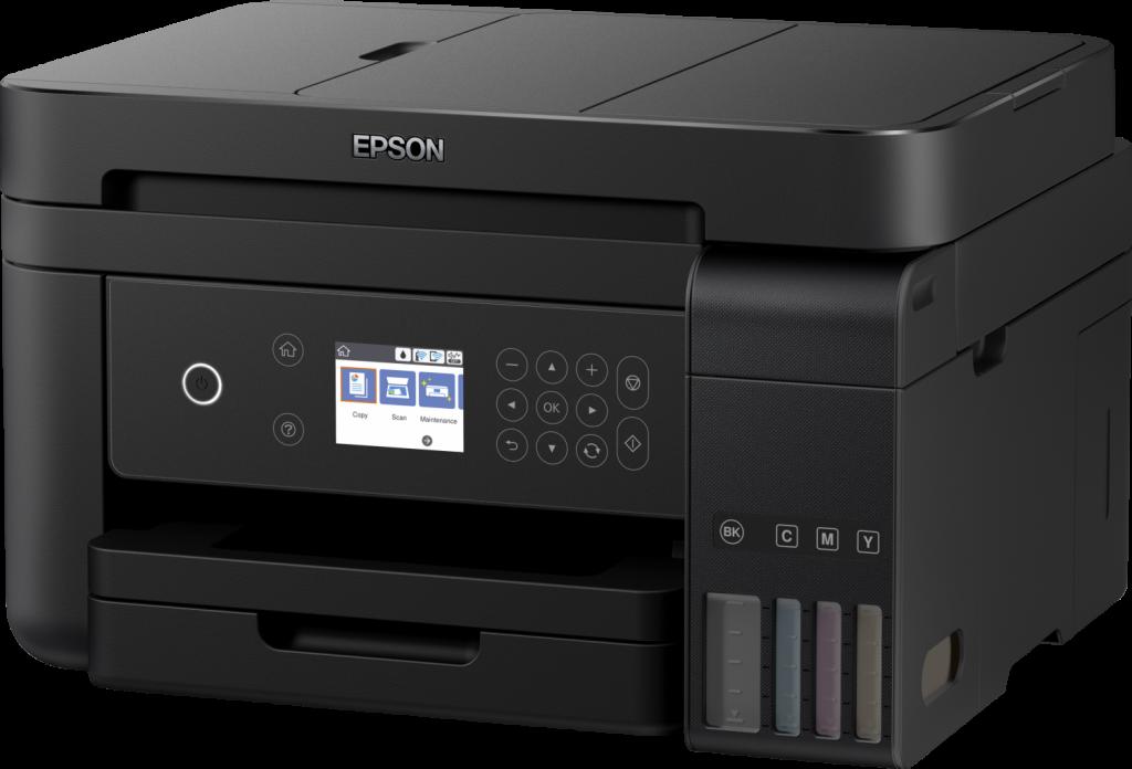 Imprimanta Epson L6170, perfecta pentru activitati de birou si nu numai!