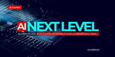 Allview în 2019 – inteligența artificială dusă la următorul nivel