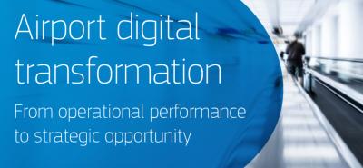 Studiu Amadeus – Airport 4.0 – transformarea digitală a aeroporturilor