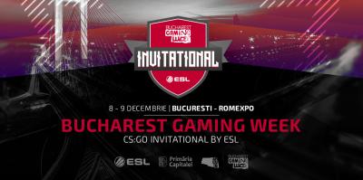 Nexus Gaming, singura echipă românească de Counter Strike: Global Offensive ajunsă în finala de la București, se luptă pentru câștigarea premiului cel mare
