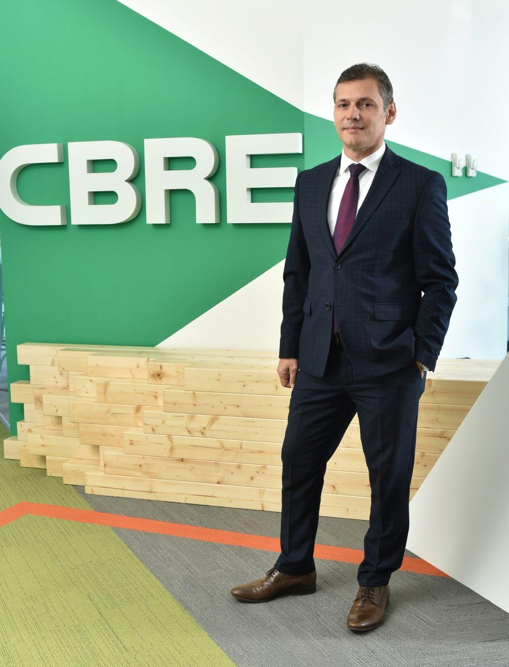 CBRE face Management de Proiect pentru Revera Medical City