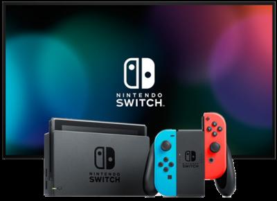 Consola de jocuri Nintendo Switch, disponibila la Orange